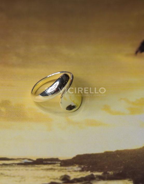 Λουΐζα Ασήμι 925 Δαχτυλίδι