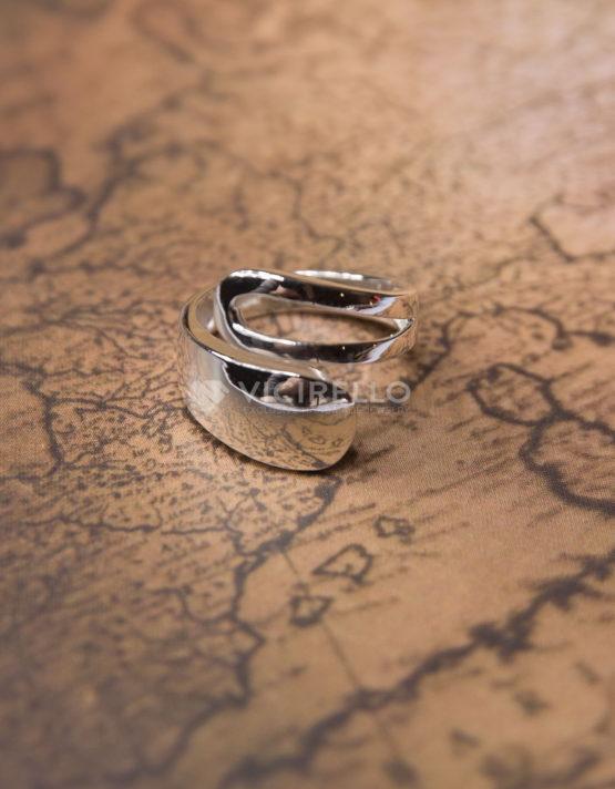 Νένυα Ασήμι 925 Δαχτυλίδι