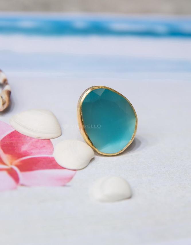 Λευκάδα 2 Γαλάζιο Δαχτυλίδι
