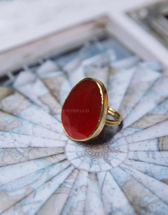 Πορτοκαλί Δαχτυλίδι
