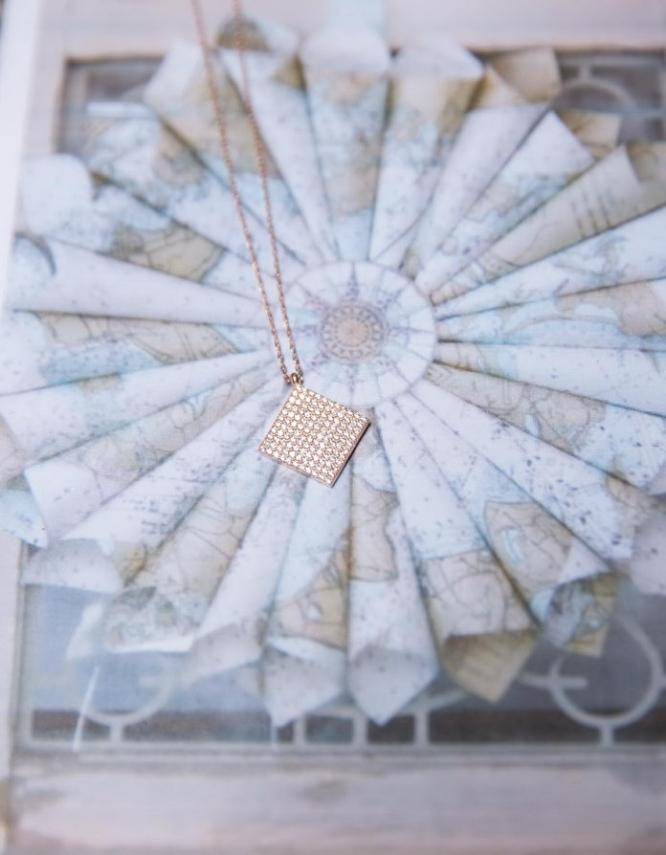 Νέμεσις Ασήμι 925 Κολιέ(+Χρώματα)