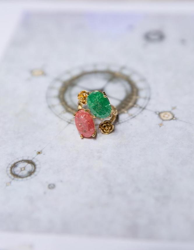 Αρετούσα Δαχτυλίδι Συνδυασμοί (+Χρώματα)