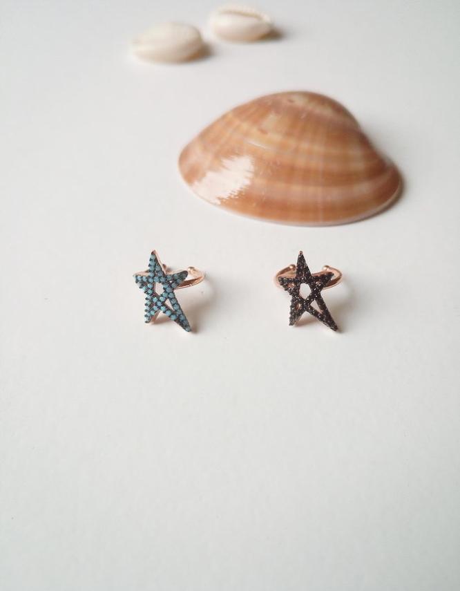 Cartilage Αστέρι Σκουλαρίκι (Τεμάχιο)