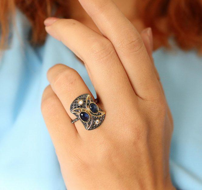 Δαχτυλίδι Μισοφέγγαρα