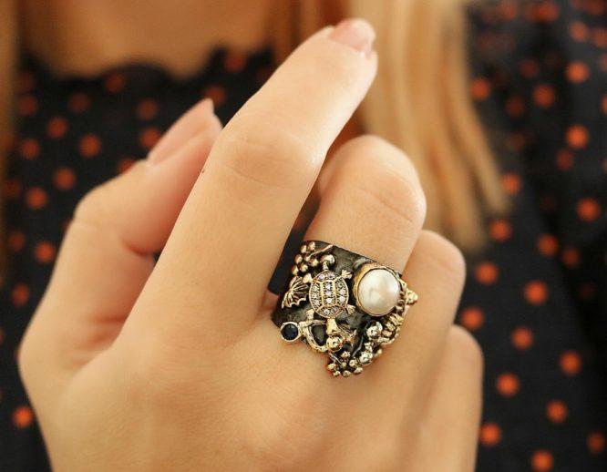Βενετία 105 Ασήμι 925 Δαχτυλίδι