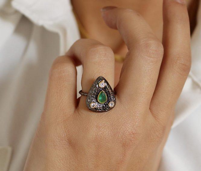 Αίγυπτος Επιροδιωμένο Δαχτυλίδι