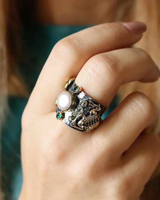 Βενετία 120 Ασήμι 925 Δαχτυλίδι
