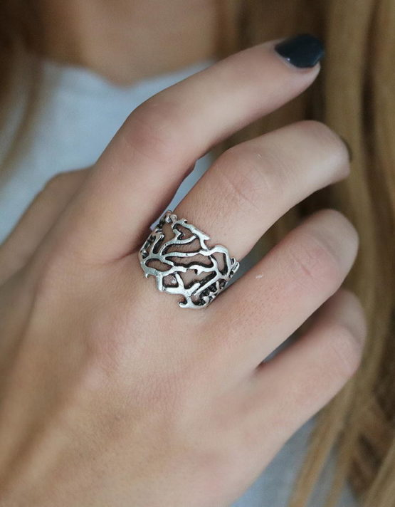 Πλέγμα Δαχτυλίδι