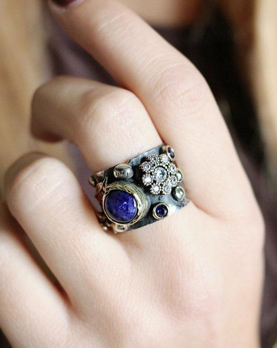Βενετία 154 Ασήμι 925 Δαχτυλίδι