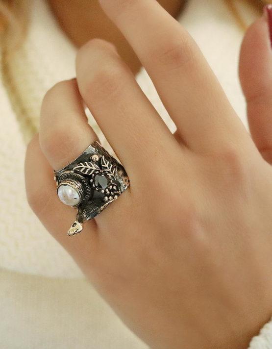 Βενετία 221 Ασήμι 925 Δαχτυλίδι