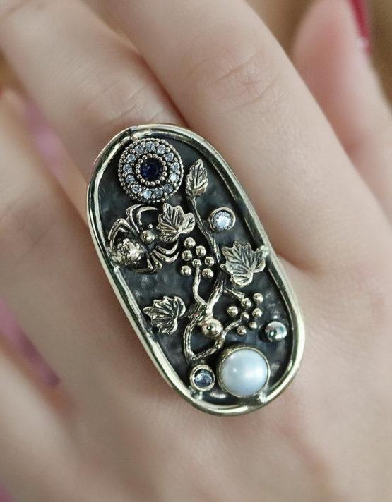 Βενετία 228 Ασήμι 925 Δαχτυλίδι
