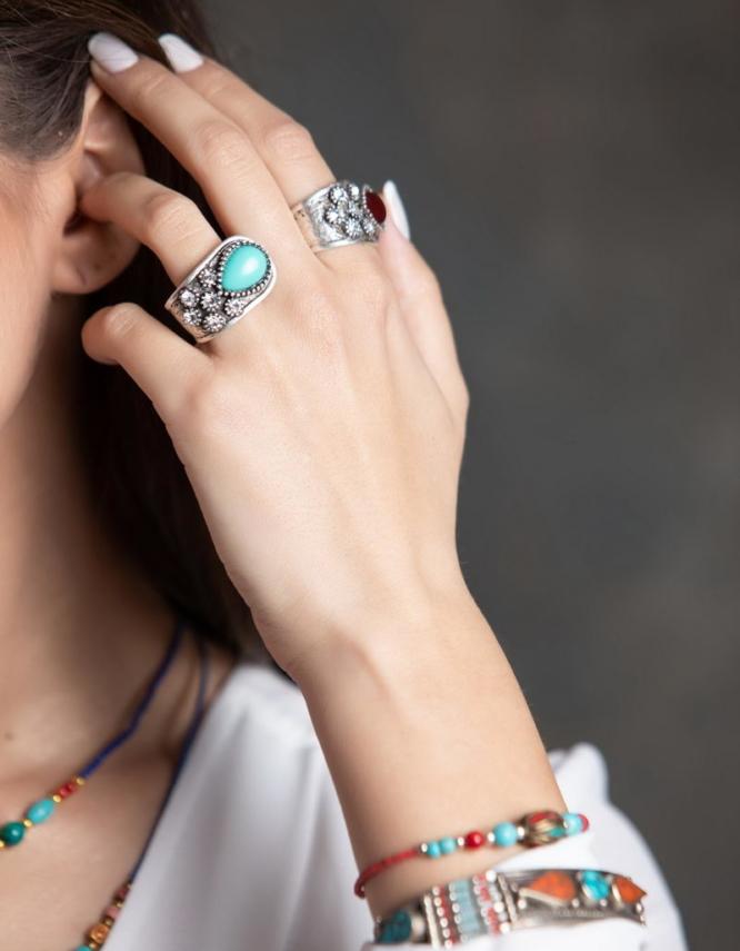 Άρυα Δαχτυλίδι (+ Χρώματα)