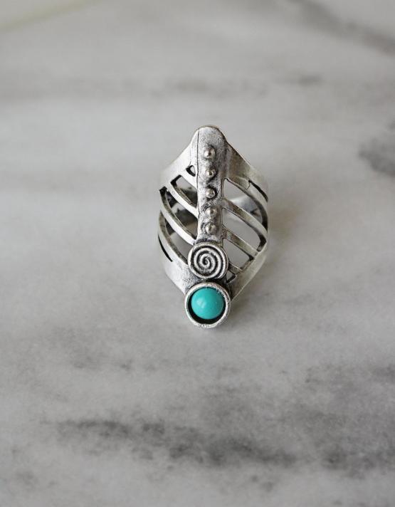 Λουντιάνα Δαχτυλίδι Σχέδιο 3