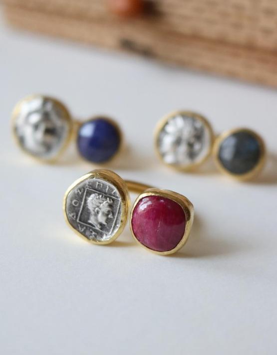 Θεσσαλονίκη Δαχτυλίδι (+Χρώματα)