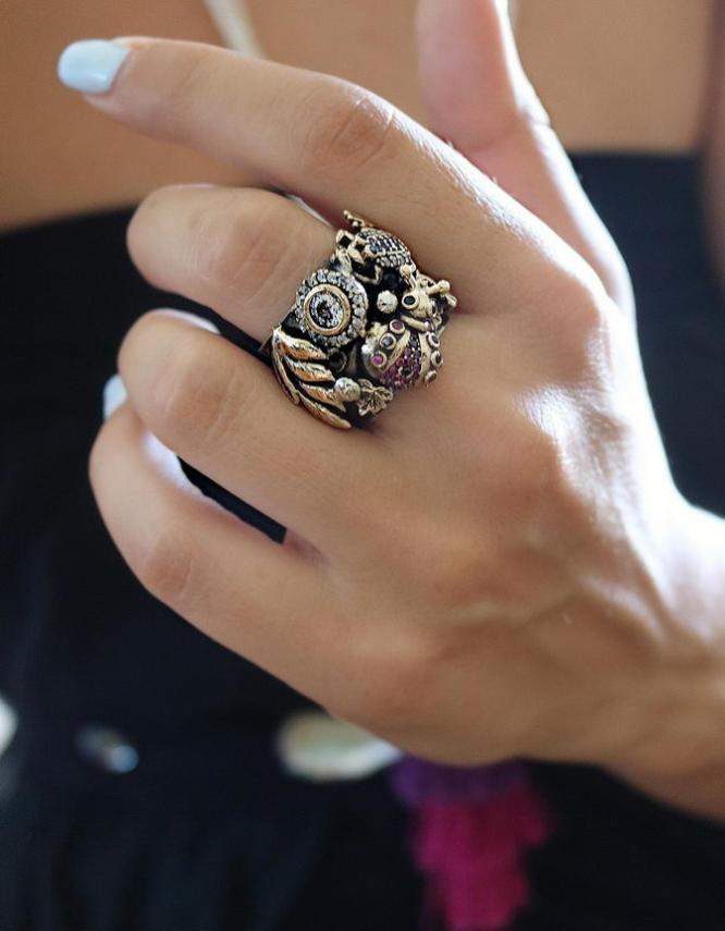 Βενετία 259 Ασήμι 925 Δαχτυλίδι