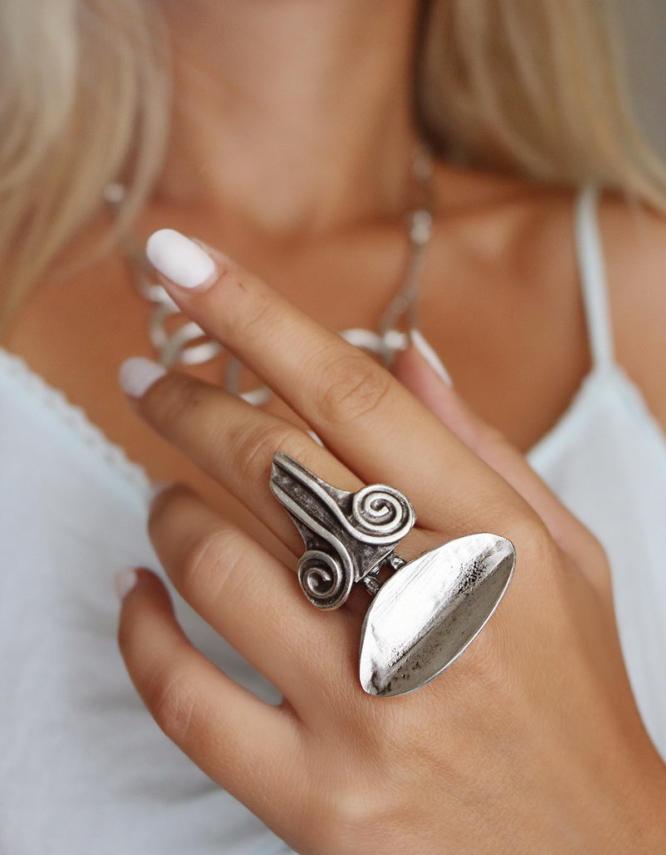 Κίονας Δαχτυλίδι