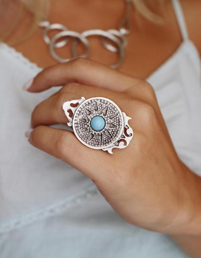 Ρέα Δαχτυλίδι