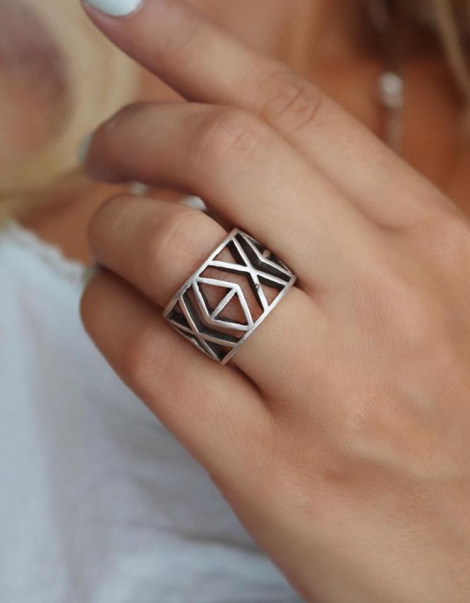 Κλεψύδρα Δαχτυλίδι