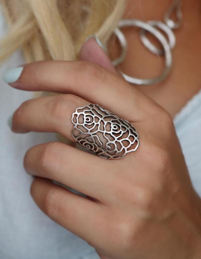 Δαχτυλίδι Ρόδον