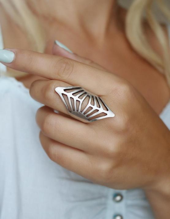 Ηλιανή Δαχτυλίδι