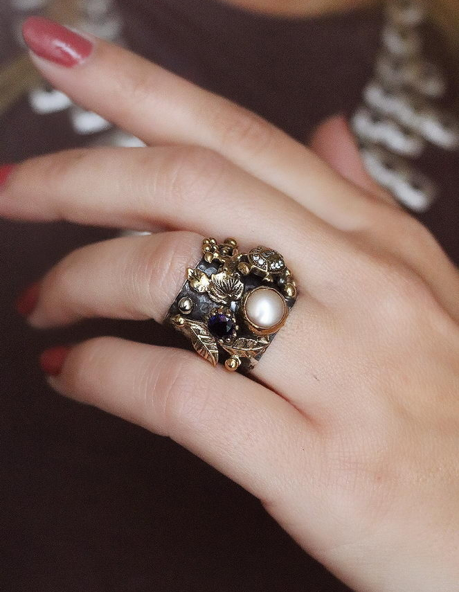 Βενετία 276 Ασήμι 925 Δαχτυλίδι