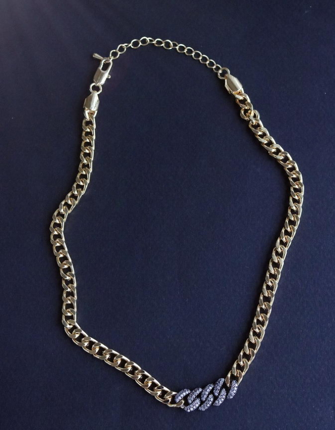 Ιλίσια Choker Necklace