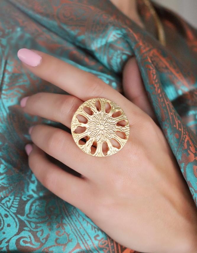 Βεργίνα Δαχτυλίδι