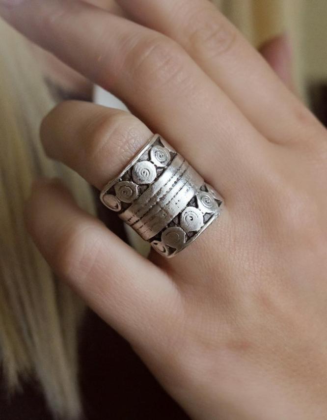Κυκλάδες Δαχτυλίδι