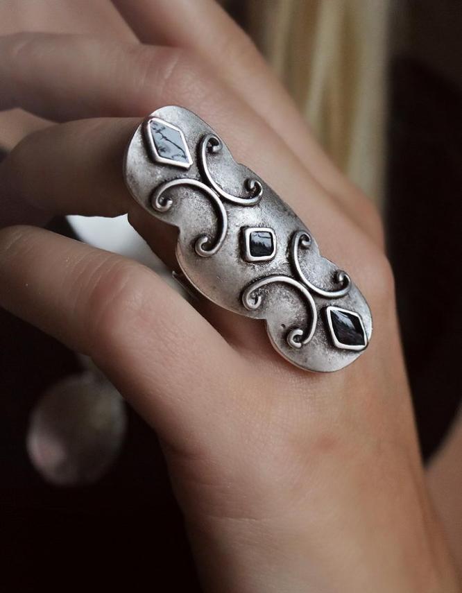 Ασπίδα Δαχτυλίδι