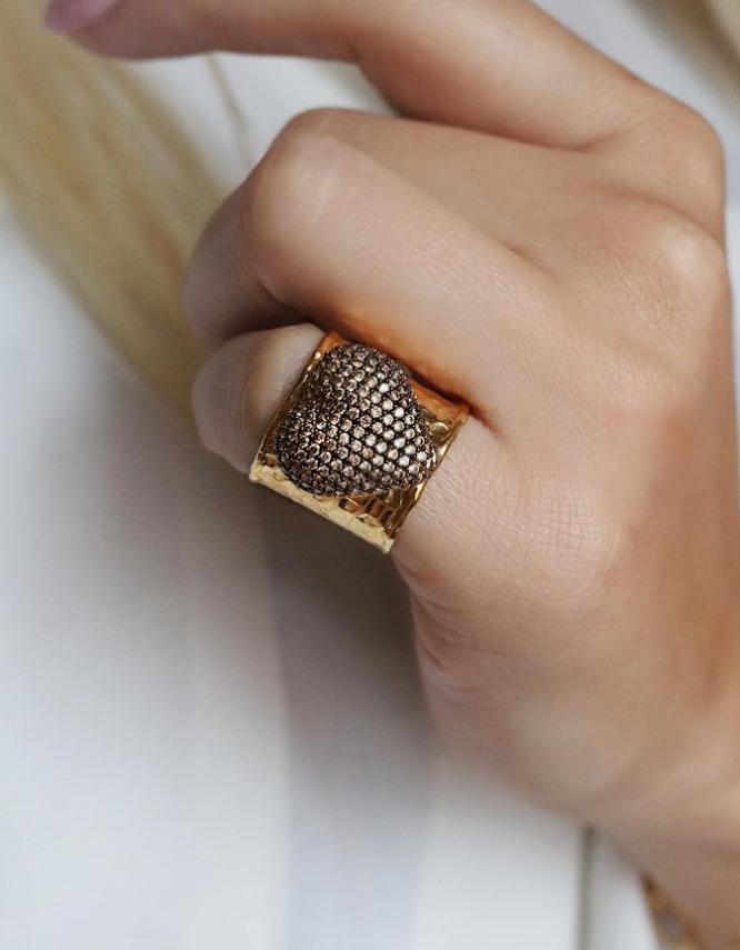 Καρδιά Δαχτυλίδι