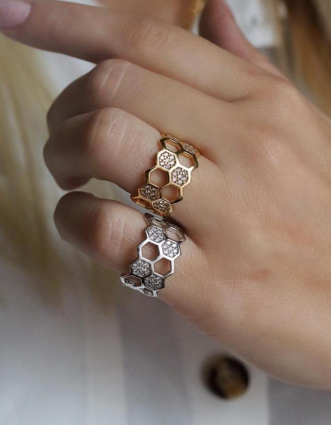 Κυψέλη Δαχτυλίδι
