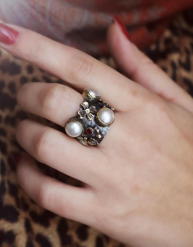 Βενετία 284 Ασήμι 925 Δαχτυλίδι