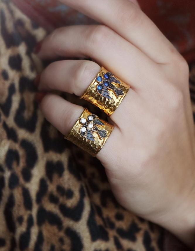 Αετός Δαχτυλίδι