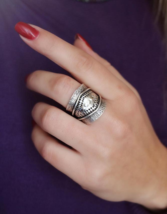 Ινδία Δαχτυλίδι