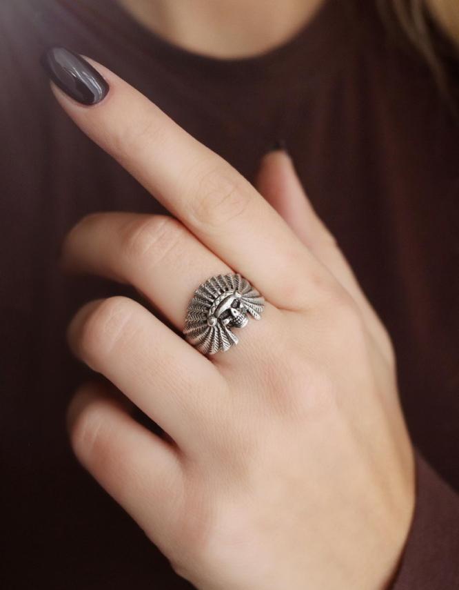 Ινδιάνος Δαχτυλίδι