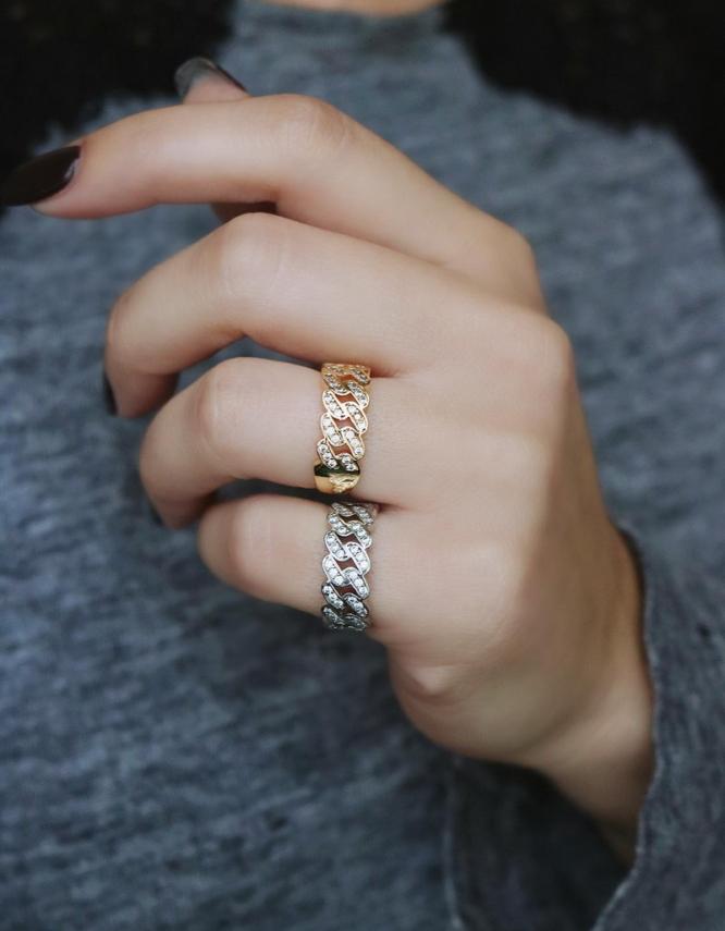 Αλυσίδα Δαχτυλίδι
