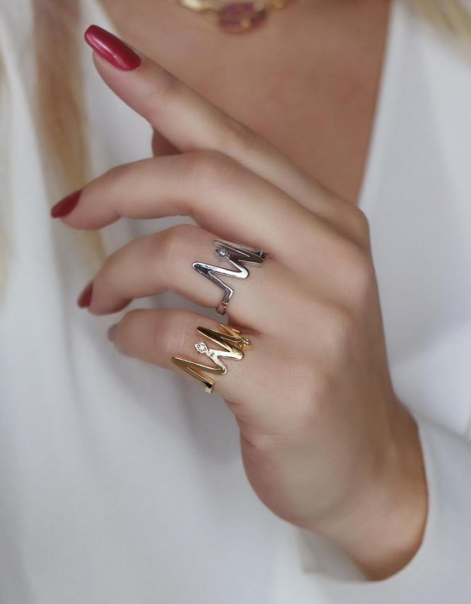 Καρδιογράφημα Δαχτυλίδι Chevaliere