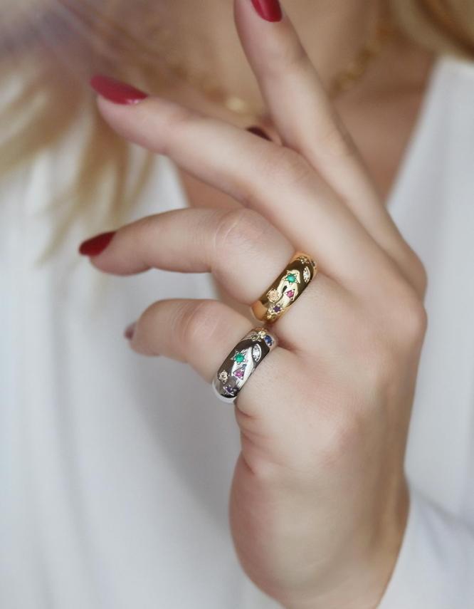 Σάρα Δαχτυλίδι Chevaliere