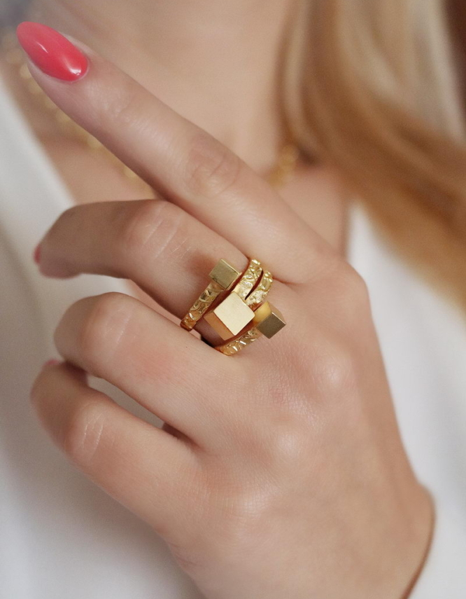 Κύβος Δαχτυλίδι