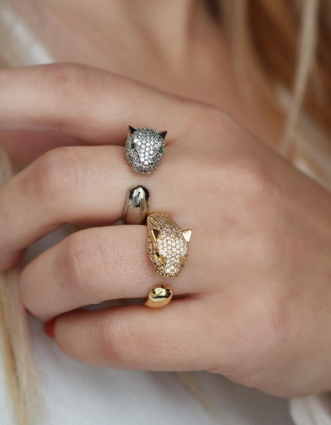 Πάνθηρας Δαχτυλίδι