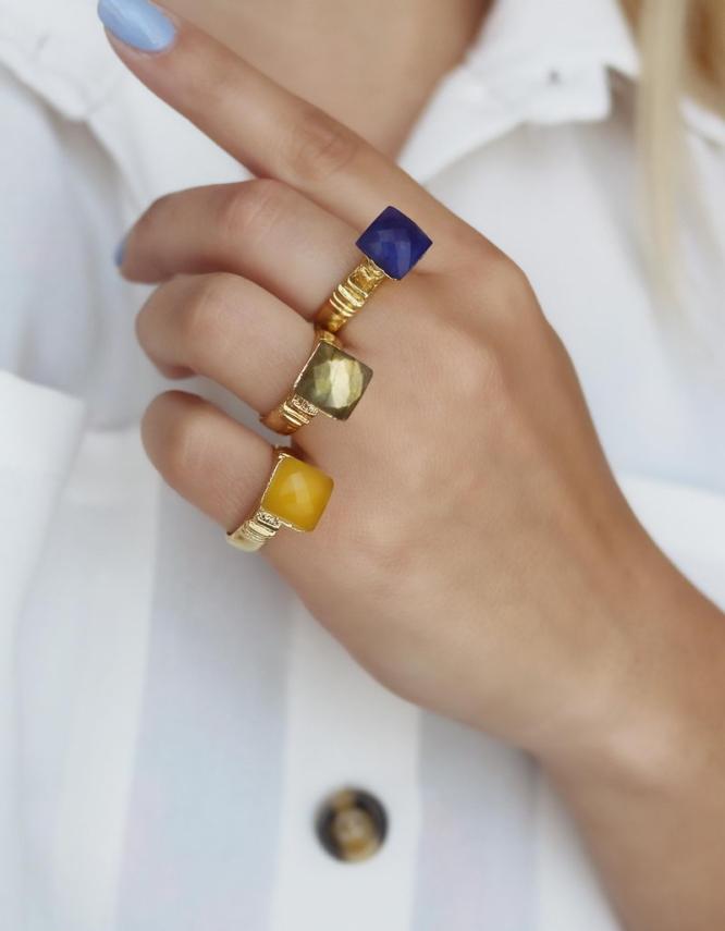 Σάρα Δαχτυλίδι (+Χρώματα)