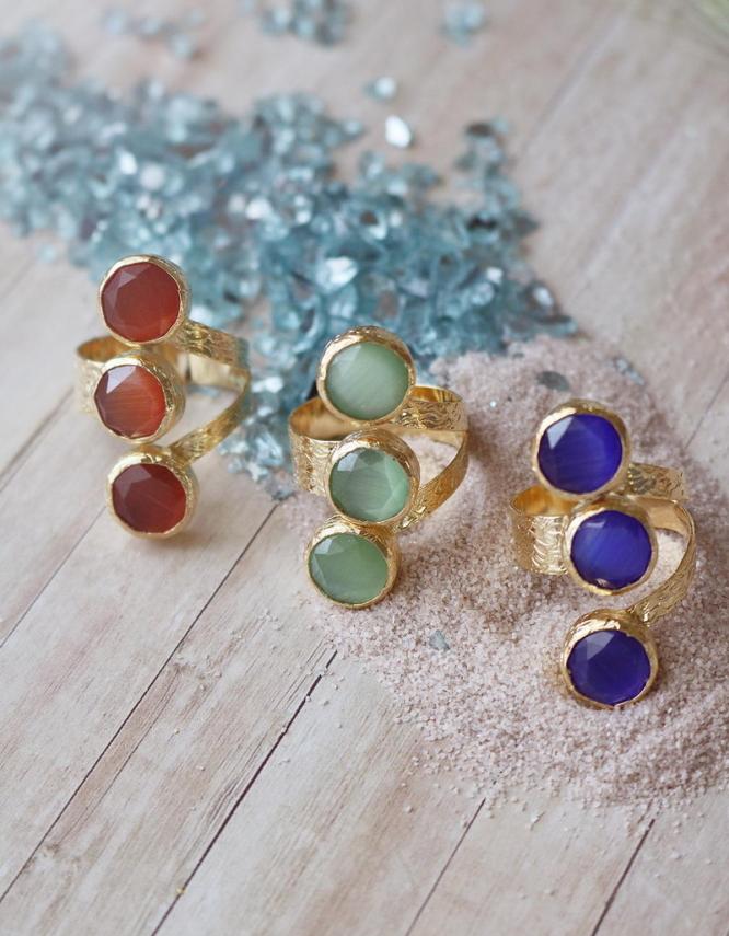 Σέριφος Δαχτυλίδι (+Χρώματα)