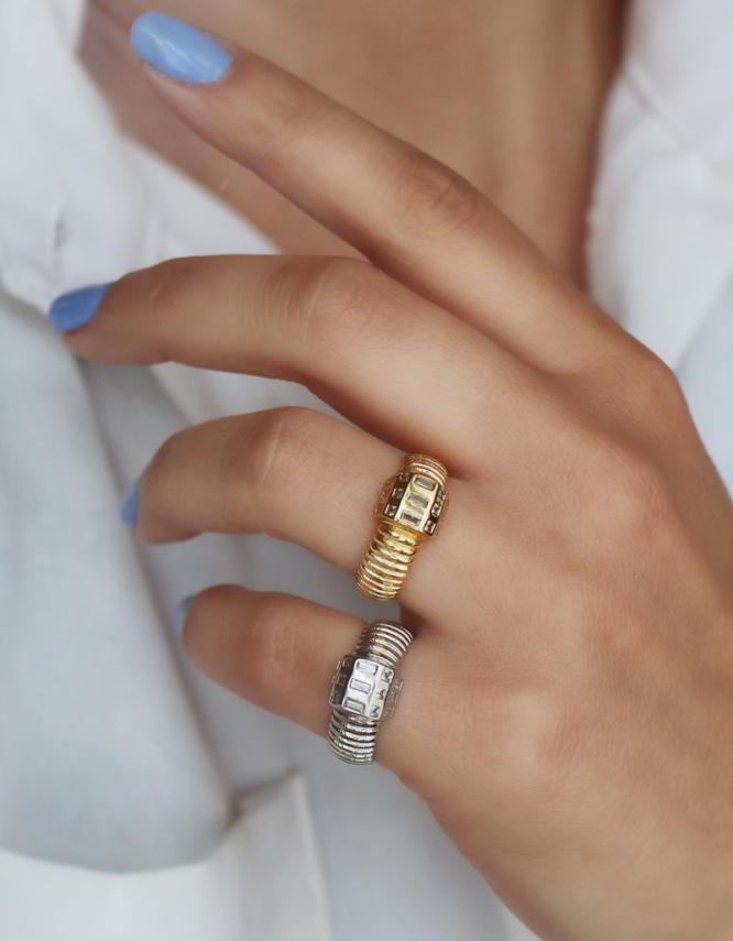 Κορωνίδα Δαχτυλίδι