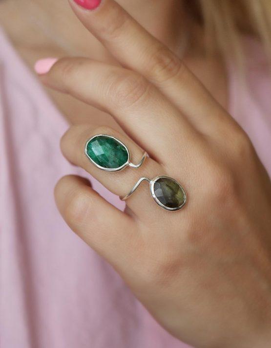 Σαρδηνία Ασήμι 925 Δαχτυλίδι