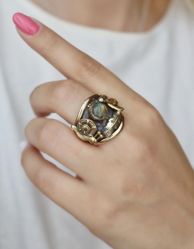 Βενετία 293 Ασήμι 925 Δαχτυλίδι