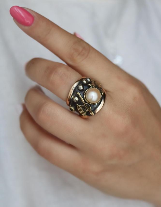 Βενετία 294 Ασήμι 925 Δαχτυλίδι