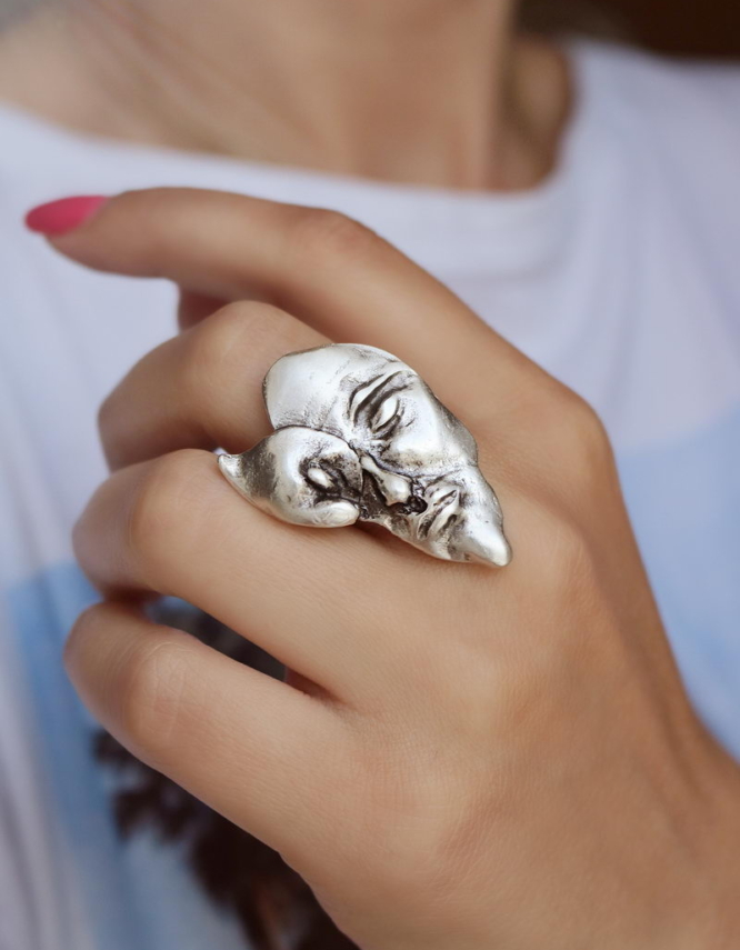 Μάσκα Δαχτυλίδι