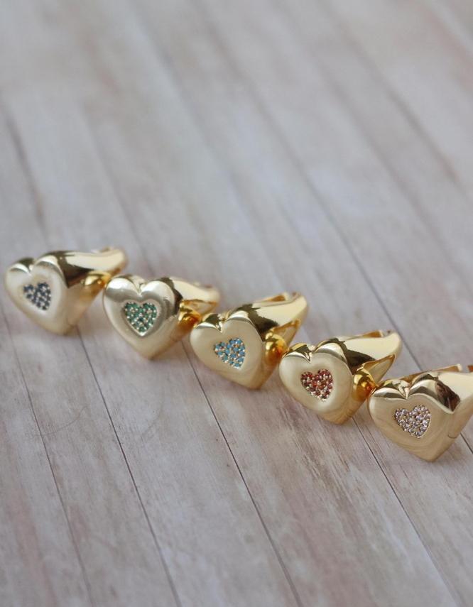 Καρδούλα Δαχτυλίδι