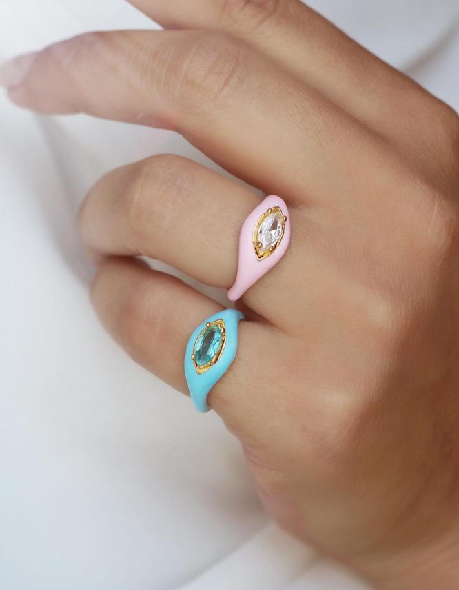 Ιώ Δαχτυλίδι Chevaliere Σχέδιο 2