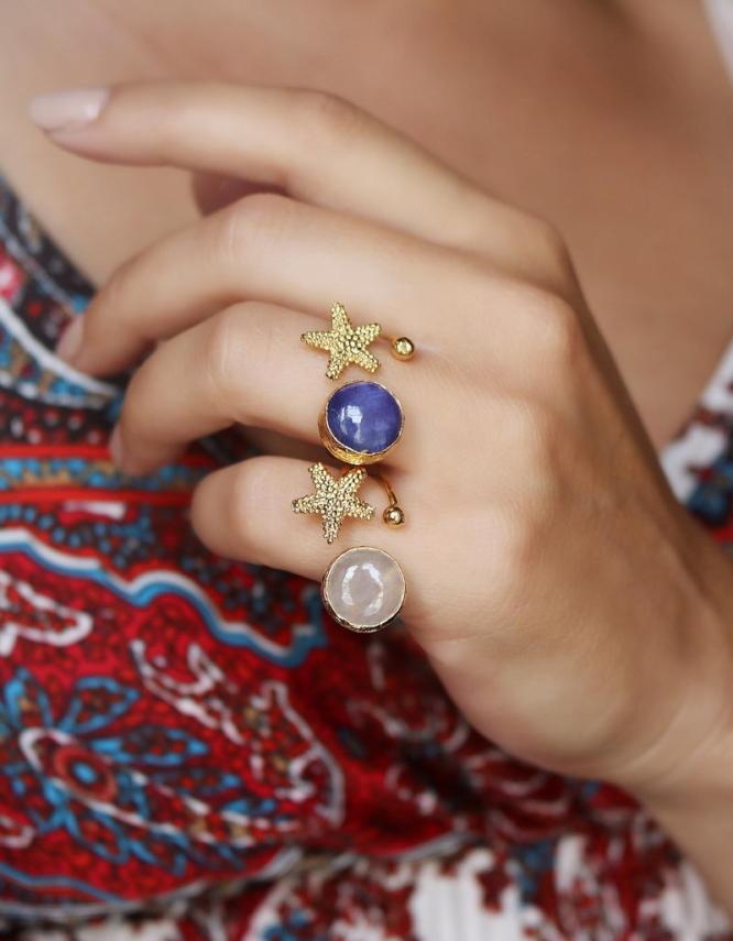 Αστερίας Δαχτυλίδι Κύκλος